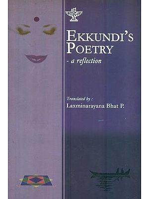 Ekkundi's Poetry A Reflection