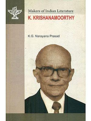 K. Krishanamoorthy