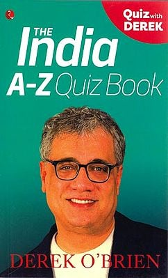 The India A-Z Quiz Book (Quiz with Derek)