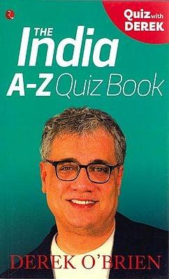 The India A-Z Quiz Book (Quiz with Derek)