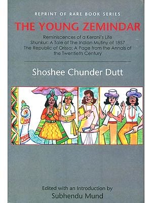 The Young Zemindar (Shoshee Chunder Dutt)