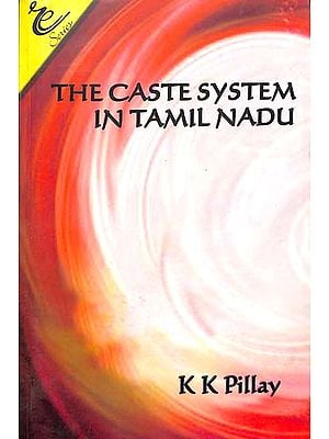 The Caste System in Tamil Nadu (An Old Book)
