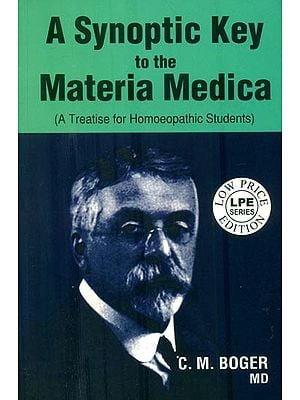 A Synoptic Key to the Materia Medica