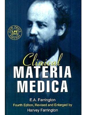 Clinical Materia Medica