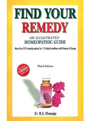 Find Your Remedy - An Illustrated Homeopathic Guide
