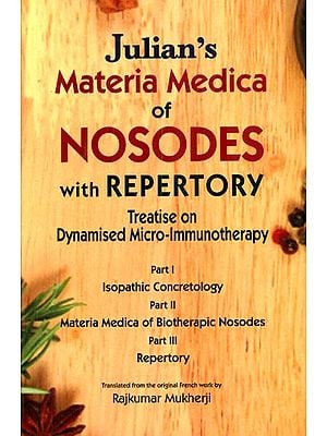 Julian's Materia Medica of Nosodes with Repertory