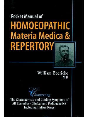 Pocket Manual of Homoeopathic Materia Medica & Repertory