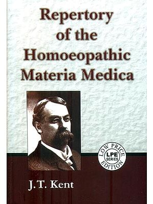 Repertory of the Homoeopoathic Materia Medica