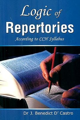 Logic of Repertories (According to CCH Syllabus)