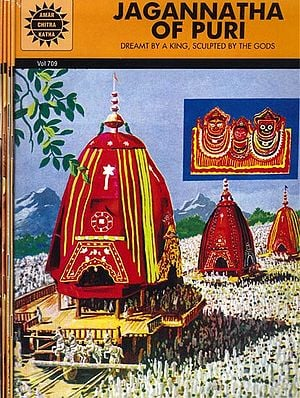 Tales of Temple Towns (Set of Five Comics)