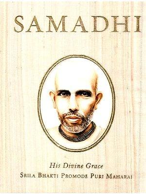 Samadhi: His Divine Grace Srila Bhakti Promode Puri Maharaj