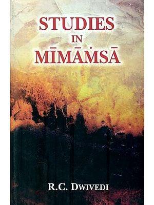 Studies in Mimamsa
