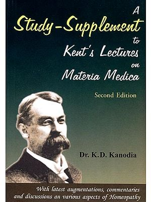 A Study Supplement to Kent's Lectures on Materia Medica