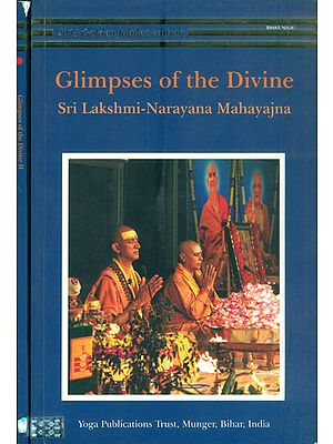 Glimpses of the Divine (Set of 2 Volumes)
