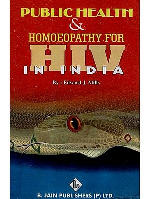 Public Health & Homoeopathy for HIV in India (An Old Book)