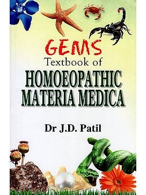 Gems of Textbook of Homoeopathic Materia Medica