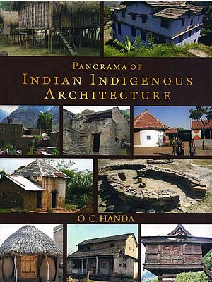 Panorama of Indian Indigenous Architecture