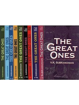 The Great Ones (Set of 10 Volumes)