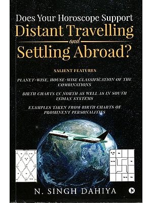 Distant Travelling and Settling Abroad? (Does Your Horscope Support)