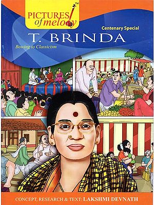 T. Brinda - Bowing to Classicism (Comic)