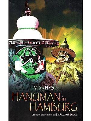 Hanuman in Hamburg
