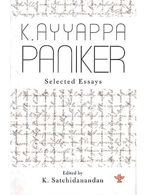 K. Ayyappa Paniker (Selected Essays)