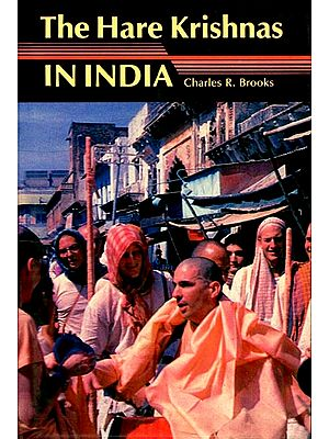 The Hare Krishnas in India (An Old and Rare Book)