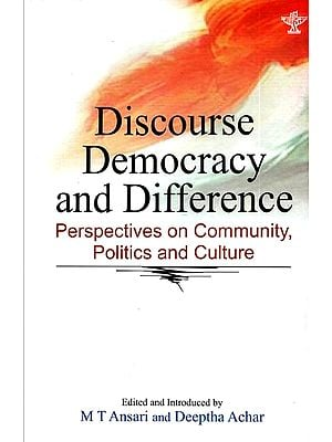Discourse Democracy and Difference (Perspectives on Community, Politics and Culture)