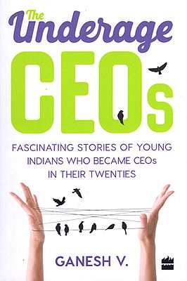 The Underage Ceo's (Fascinating Stories of Young Indians Who Became CEO's In Their Twenties)