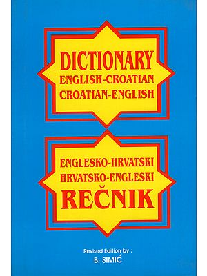 Dictionary (English-Croatian Croatian- English)
