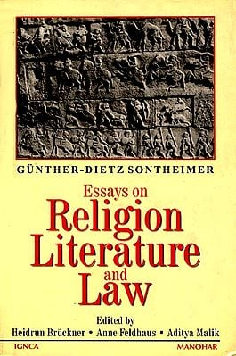 Essays on Religion Literature and Law (Gunther-Dietz Sontheimer)
