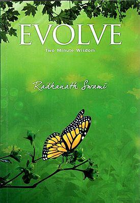 Evolve (Two Minute Wisdom)