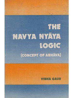 The Navya Nyaya Logic (Concept of abhava)