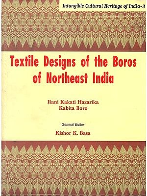 Textile Designs of The Boros of Northeast India