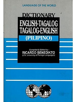 Dictionary - English-Tagalog, Tagalog-English (Pilipino)