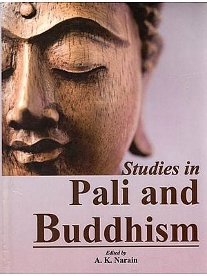 Studies in Pali and Buddhism (A Memorial Volumes in Honor of Bhikkhu Jagdish Kashyap)
