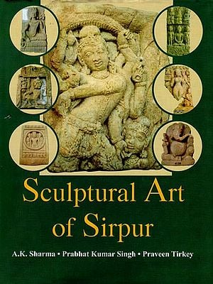 Sculpturala Art of Sirpur