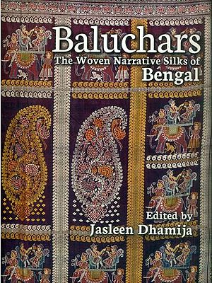 Baluchars -The Woven Narrative Silks of Bengal