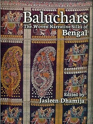 Baluchars -The Woven Narrative Silks of Bengal