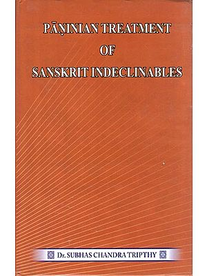Paninian Treatment of Sanskrit Indeclinables