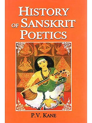 History of Sanskrit Poetics