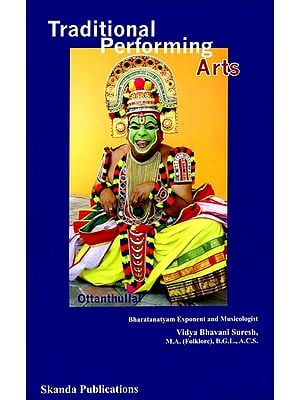 Traditional Performing Arts (Ottanthullal)