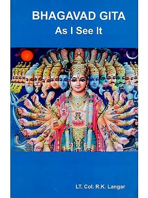 Bhagavad Gita (As I See It)