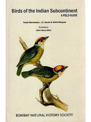 Birds of the Indian Subcontinet (A Field Guide)