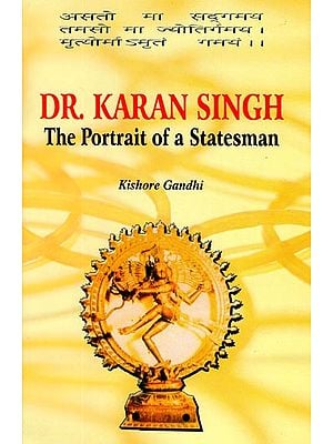 Dr. Karan Singh - The Portrait of a Statesman