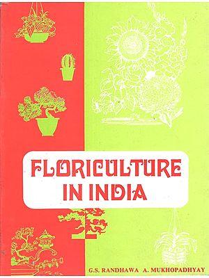 Floriculture in India