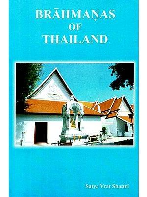 Brahmanas of Thailand