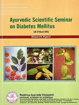 Ayurvedic Scientific Seminar on Diabetes Mellitus