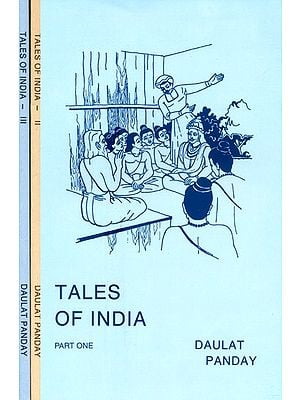 Tales of India (Set of 2 Volumes)