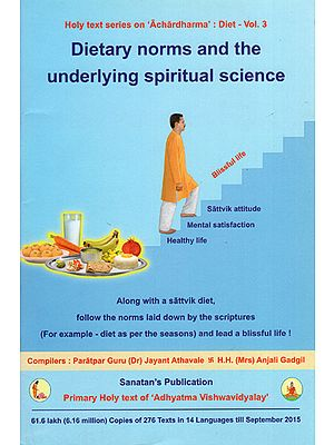 Dietary Norms and the Underlying Spiritual Science